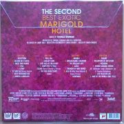 The Second Best Exotic Marigold Hotel (Original Motion Picture Soundtrack) back