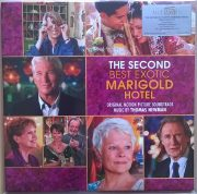 The Second Best Exotic Marigold Hotel (Original Motion Picture Soundtrack) front