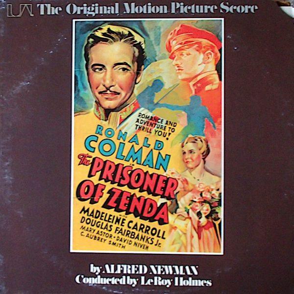The Prisoner Of Zenda (The Original Motion Picture Score)