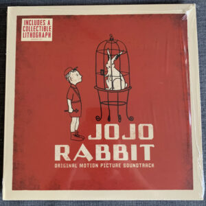Jojo Rabbit Original Motion Picture Soundtrack LP