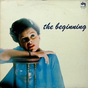 Judy Garland ‎– The Beginning