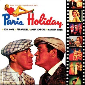 Paris Holiday (Music from the film)