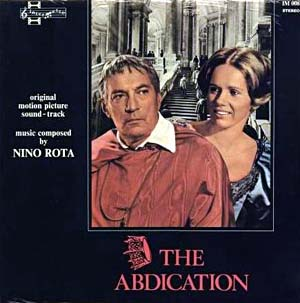 The Abdication (Original Motion Picture Soundtrack)