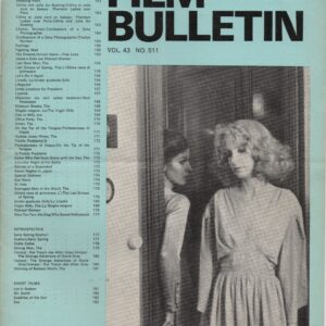 Monthly Film Bulletin Vol.43 No.511 August 1976