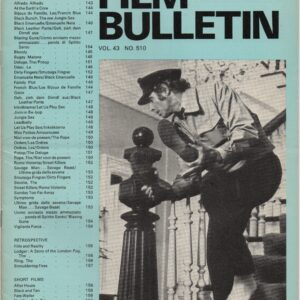 Monthly Film Bulletin Vol.43 No.510 July 1976