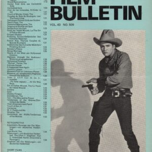 Monthly Film Bulletin Vol.43 No.509 June 1976