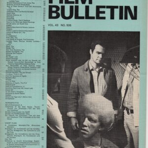 Monthly Film Bulletin Vol.43 No.506 March 1976