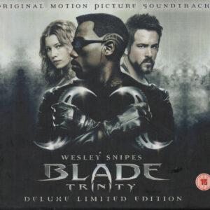 Blade: Trinity (Original Motion Picture Soundtrack)