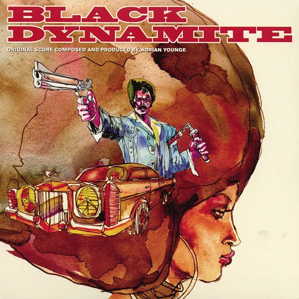 Black Dynamite (Original Score)