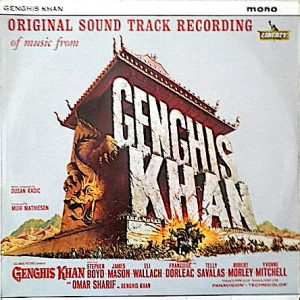 Genghis Khan - Original Sound Track Recording