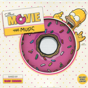 The Simpsons Movie (The Music)
