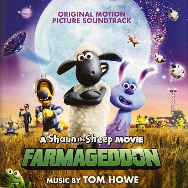 A A Shaun The Sheep Movie: Farmageddon (Original Motion Picture Soundtrack)