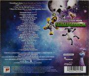 A Shaun The Sheep Movie- Farmageddon (Original Motion Picture Soundtrack) back