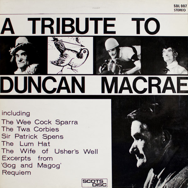 A Tribute To Duncan Macrae
