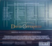 The Personal HIstory Of David Copperfield (Original Motion Picture Soundtrack) back