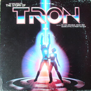 story of tron