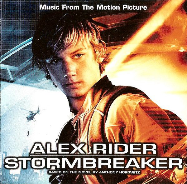 Alex Rider Stormbreaker (Music From The Motion Picture)