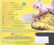 Birds Of Prey (The Album) back