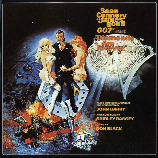 Diamonds Are Forever (Original Motion Picture Soundtrack)