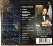 Goldfinger (Original Motion Picture Soundtrack) back