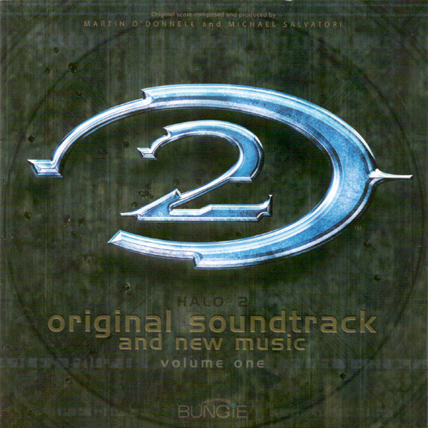Halo 2 Original Soundtrack And New Music: Volume One