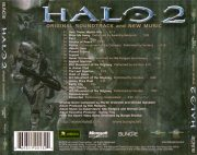 Halo 2 Original Soundtrack And New Music- Volume One back
