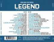 Legend (Original Motion Picture Soundtrack - Featuring Music From And Inspired By The Film) bacl