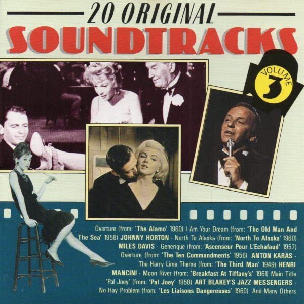20 Original Soundtracks - volume 3
