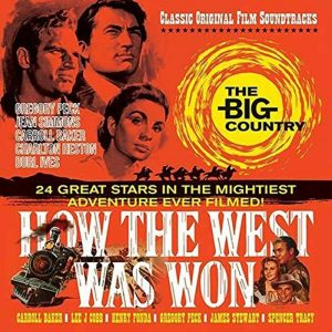 The Big Country/How The West Was Won CD Soundtrack
