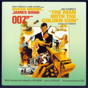 The Man With The Golden Gun (Original Motion Picture Soundtrack)