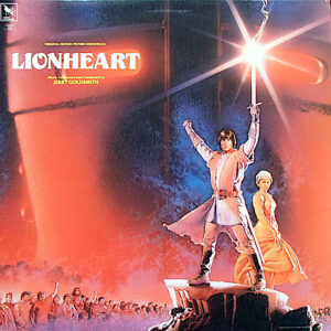 Lionheart (Original Motion Picture Soundtrack)