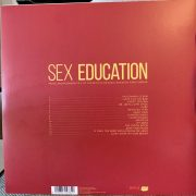 sex ed LP back