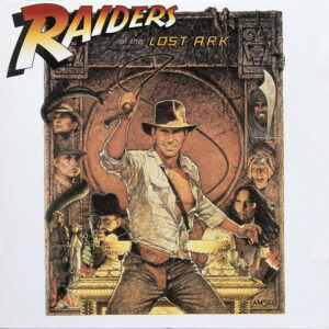 Raiders Of The Lost Ark (Original Motion Picture Soundtrack) reissue