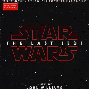 Star Wars: The Last Jedi (Original Motion Picture Soundtrack) Star Wars: The Last Jedi (Original Motion Picture Soundtrack)
