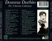 Deanna Durbin – The Ultimate Collection back