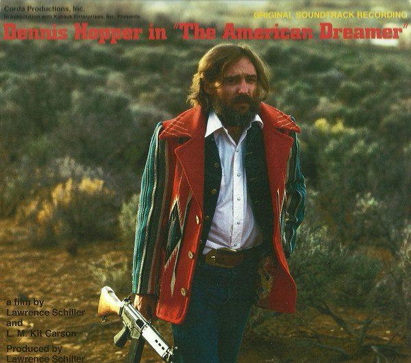 """Dennis Hopper in """"The American Dreamer""""Dennis Hopper in """"The American Dreamer"""""""