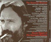 """Dennis Hopper in """"The American Dreamer"""" back"""