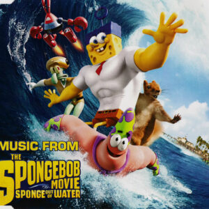 Music From The Spongebob Movie Sponge Out Of Water