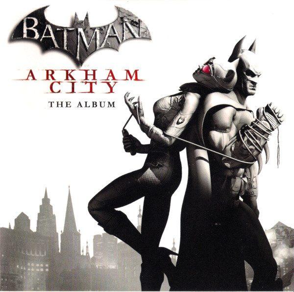 Soundtrack to the game Batman: Arkham City