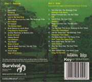 Bruce Parry Presents- Amazon _ Tribe - Songs For Survival back