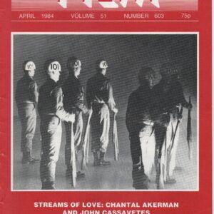 Vol.51 No.603 April 1984 Vol.51 No.603 April 1984