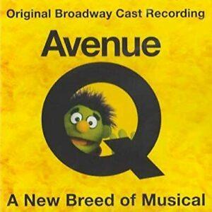 Original Broadway Cast Recording: Avenue Q: The Musical