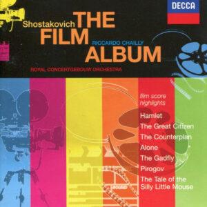 Shostakovich*, Riccardo Chailly, Royal Concertgebouw Orchestra* – The Film Album