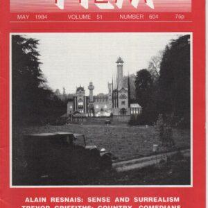 Vol.51 No.604 May 1984