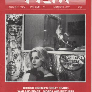 Vol.51 No.607 August 1984 Vol.51 No.607 August 1984