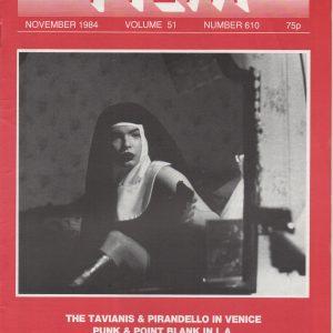 Vol.51 No.610 November 1984