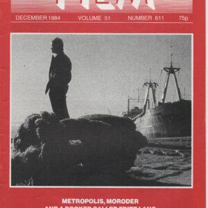 Vol.51 No.611 December 1984 Vol.51 No.611 December 1984