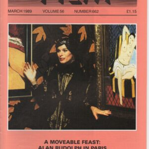 Monthly Film Bulletin - Vol.56 No.662 March 1989 Monthly Film Bulletin - Vol.56 No.662 March 1989