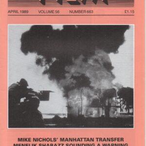 Monthly Film Bulletin - Vol.56 No.663 April 1989