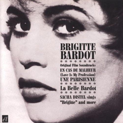 Brigitte Bardot Original Film Soundtracks